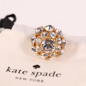 Kate Spade Put On The Ritz Ring